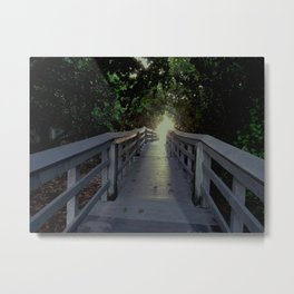 come on over Metal Print