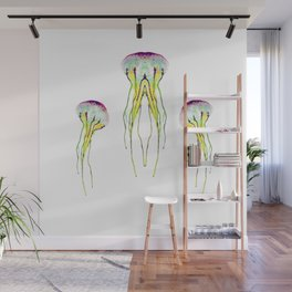 JELLY BLOSSOM Wall Mural