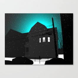 Somerville  Canvas Print