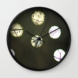 moonshade Wall Clock