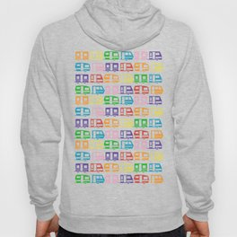Camp Color Hoody