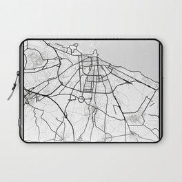 Bari Light City Map Laptop Sleeve