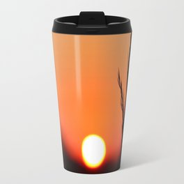 Through to the Setting Sun Travel Mug