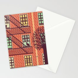 the fly (day) Stationery Cards