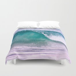 Perfect Curl Duvet Cover