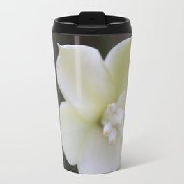 Simple Bloom Travel Mug