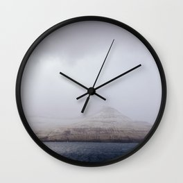 Faroe Islands Wall Clock