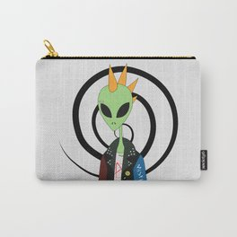 I Was A Teenage Alien Carry-All Pouch