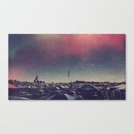 Bonnaroo Canvas Print
