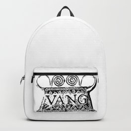 Vang hmong last name Backpack