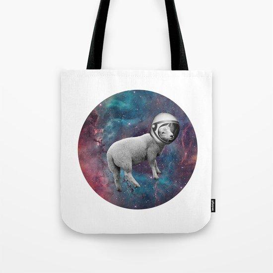 The Space Sheep 2.0 Tote Bag