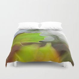 Finding the Light V Abstract Photography Duvet Cover