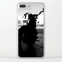 Long Beach California Clear iPhone Case