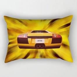 Speed Rectangular Pillow