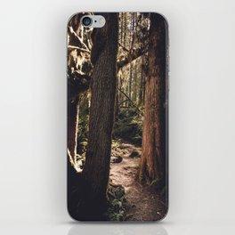 Forest Wonderland iPhone Skin