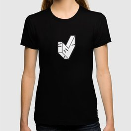 Box-Shaped-Heart T-shirt