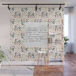 I see you everywhere - V. Woolf Collection Wall Mural