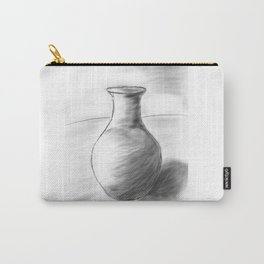 Pot Sketch Carry-All Pouch