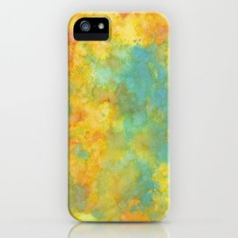 Ink Play - Abstract 01 iPhone Case