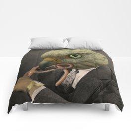 EARLIE BYRD GETS THE WORM Comforters