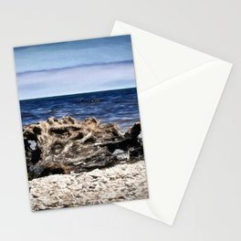 Beached Tree Stationery Cards
