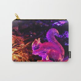ice squirrel glow Carry-All Pouch