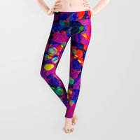 80s Leggings featuring 80S by RUEI