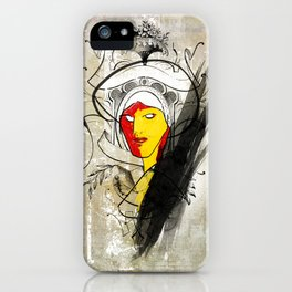 Too Much Sass for Your Ass iPhone Case