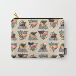 Rat Fairies Carry-All Pouch