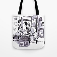 A perfect day Tote Bag