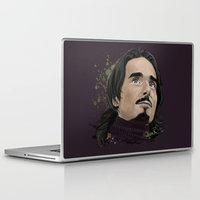 kevin russ Laptop & iPad Skins featuring Kevin -BSB by Tish