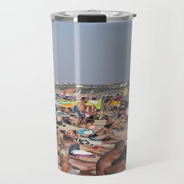 Beach Time 2! Travel Mug