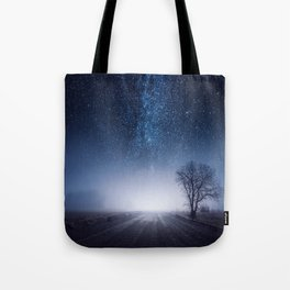 Vanishing Point Finland Tote Bag