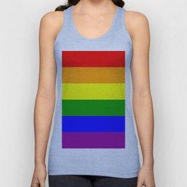 LGBT Gay Pride Flag Unisex Tank Top