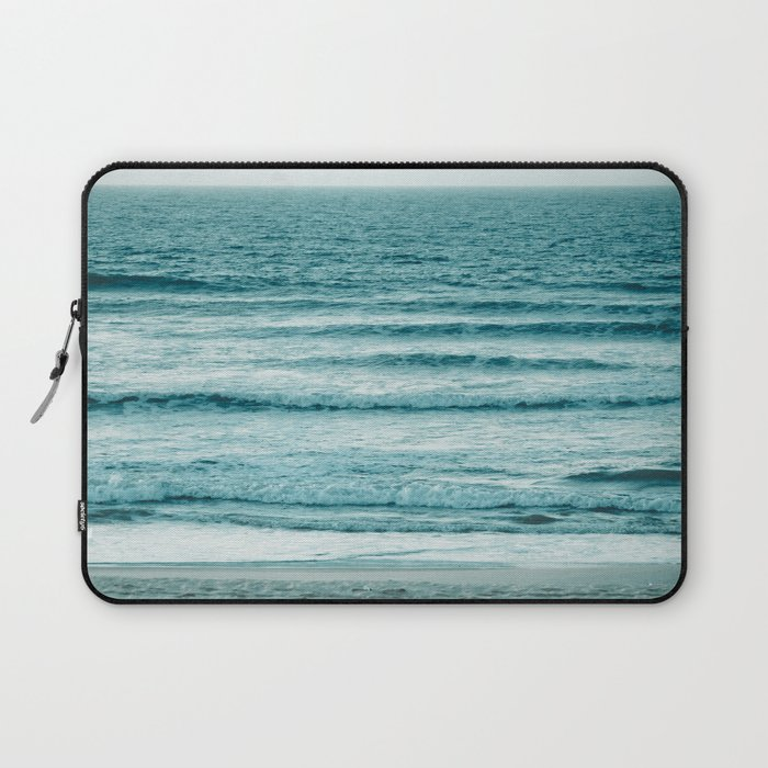 Ocean Ripples Laptop Sleeve