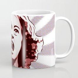 Mommie Dearest   Pop Art Coffee Mug