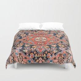 Djosan Poshti West Persian Rug Print Duvet Cover