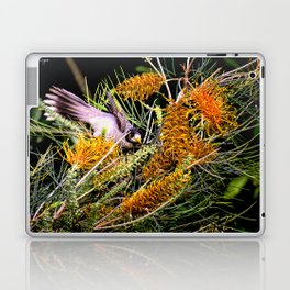 Dropping In For Lunch Laptop & iPad Skin