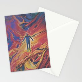 The doors of perception Stationery Cards
