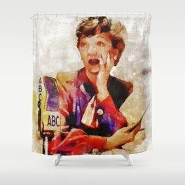 Gertrude Lawrence, Music Legend Shower Curtain