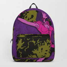 Other Worlds: The Lady and the Dragon Backpack