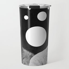 The Dostoyevsky Twins (The Double) Travel Mug