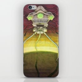 War of the Worlds-Arrival of the Tripods iPhone Skin