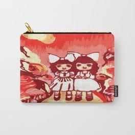 Lollipop Girls. Carry-All Pouch