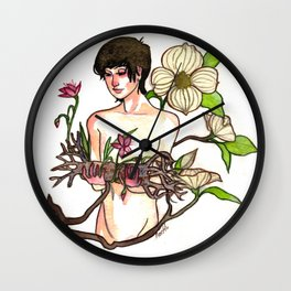 Belladonna Dreams: Deadwood Wall Clock