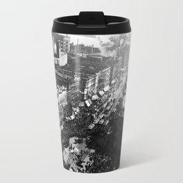 Enjoy Detroit: ED-209 Travel Mug