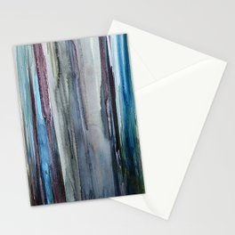 watercolor drips Stationery Cards