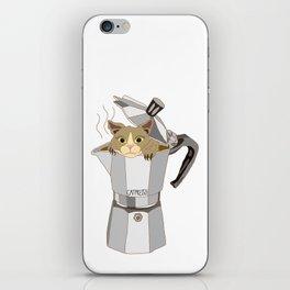 CATpresso iPhone Skin