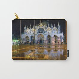 Italy. Venice at night Carry-All Pouch