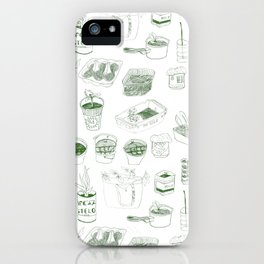 Cover, CONTAIN, Compost - 2 of 3 iPhone Case